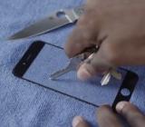 Thử nghiệm độ bền mặt kính iPhone 6