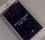 Làm gì khi siêu phẩm iPhone 5 bị vô hiệu hóa với iTunes