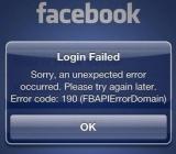 Làm cách nào để iPhone 5 vào được facebook