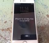 Những thủ thuật khắc phục iPhone 6 bị disable