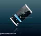 Ý tưởng thiết kế Samsung Galaxy Note 5 không viền màn hình