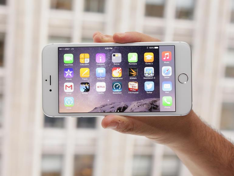 tính năng của iPhone 6