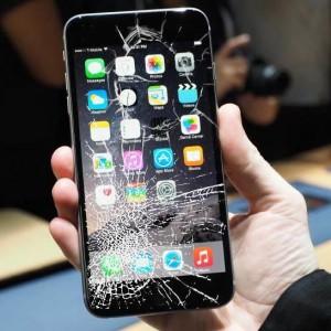 mặt kính iPhone 6 có bị xước không