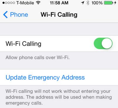 iPhone 6 lỗi màn hình xanh