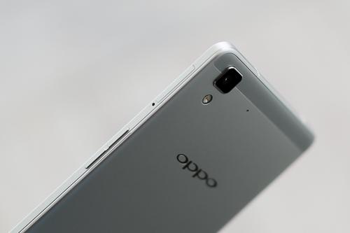 bài đánh giá Oppo R7 Lite