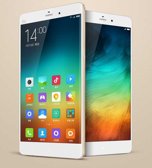 Xiaomi Mi Note Pro có giá bao nhiêu